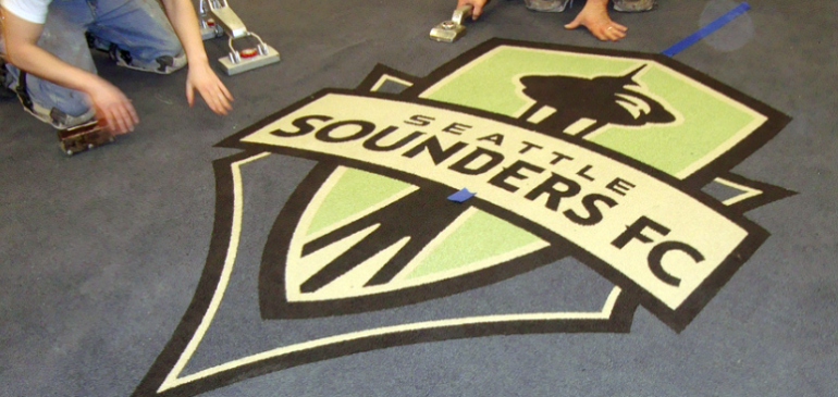 Sounders Locker Room